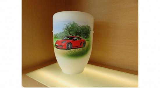 """Zierurne """"Porsche"""""""