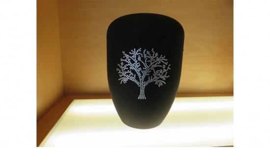 """Zierurne """"Baum Swarovski"""""""